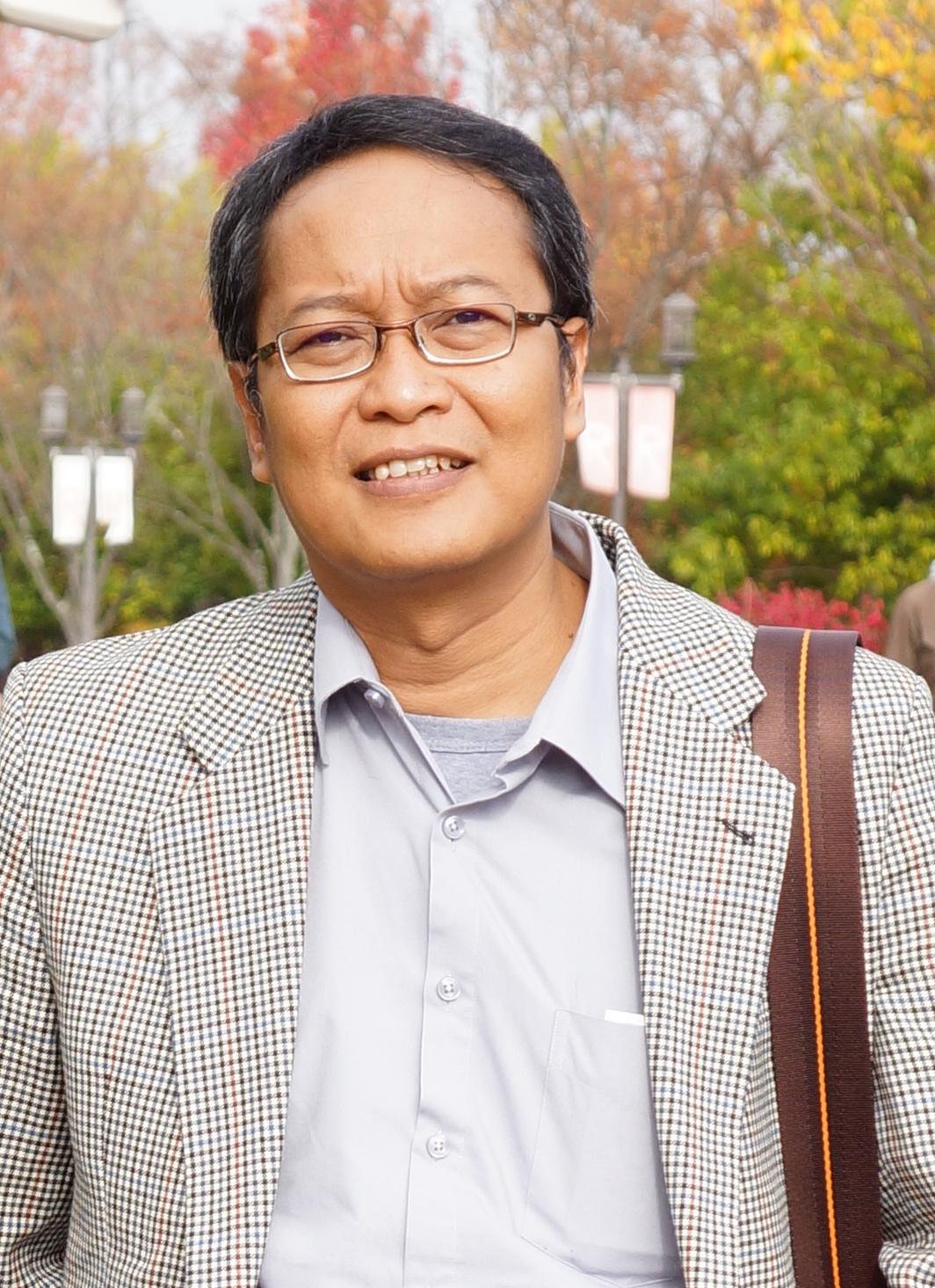 Ir. Tony K Hariadi, M.T., IPM.
